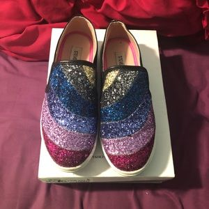 Girls Steve Madden Shoes Size 4